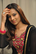 Telugu Actress Isha Chawla In Black Churidar Picture Gallery Photos Images, .