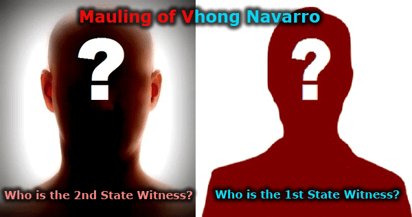 Another Accused in Navarro's Mauling Wants to Turn State Witness