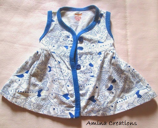 AMINA CREATIONS TYPES OF NEW BORN BABY CLOTHES JABLA