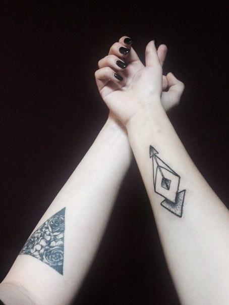Характер человека по татуировке