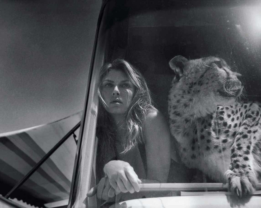 Angela Lindvall in Etat Sauvage / Marie Claire France August 2015 (photography: Elina Kechicheva, styling: Anne-Sophie Thomas) via fashioned by love / british fashion blog