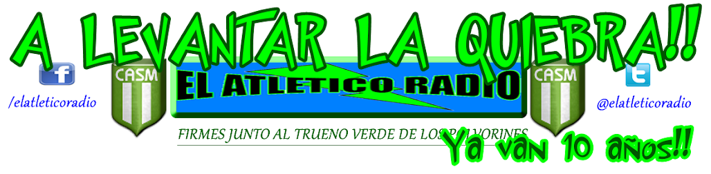 EL ATLETICO RADIO