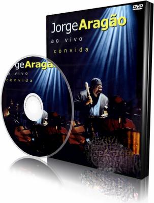 Baixar DVD Jorge Aragão - Ao Vivo Convida (2002)