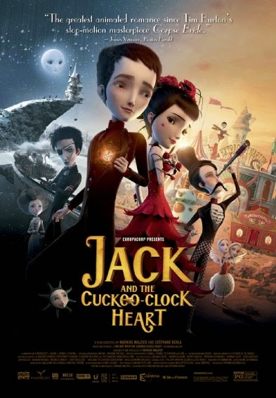 Download Film Jack and the Cuckoo-Clock Heart (2013) DVDRip