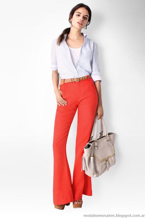 Ayres primavera verano 2014 pantalones