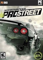 Need for Speed ProStreet MULTi2 Repack By R.G. Mechanics