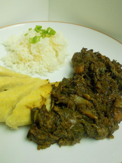 Haitian Food Legume My Haitian Kitchen: Le...