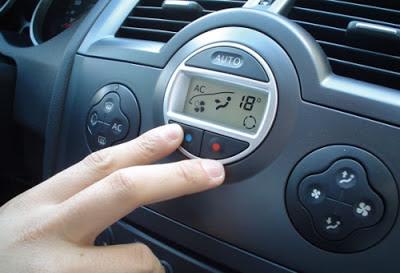 El aire acondicionado en los coches