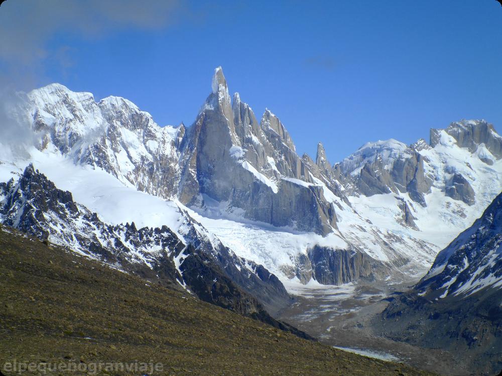 Cerro Torre, Chalten, patagonia