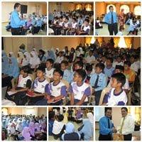 Putra Ilmuwan @ Ceramah Kepimpinan SK Putrajaya Presint 11(1) Anjuran PPD Putrajaya