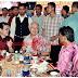 Lebih 15 Ribu Sambut Najib Di Parlimen Pandan Semalam...