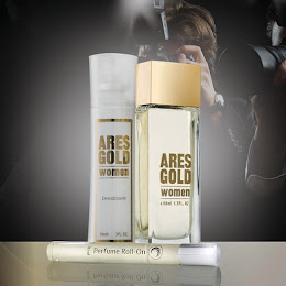 Perfume Ares Gold 50ml