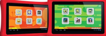 Fuhu, Inc. Launch nabi 2 Nickelodeon Special Edition Tablet With Nick