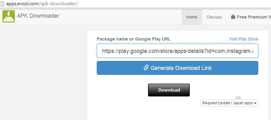 Cara download apk di Google Play lewat PC ~ Random Blog