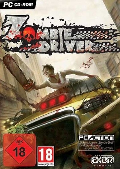 Zombie Driver PC Full Español 2010