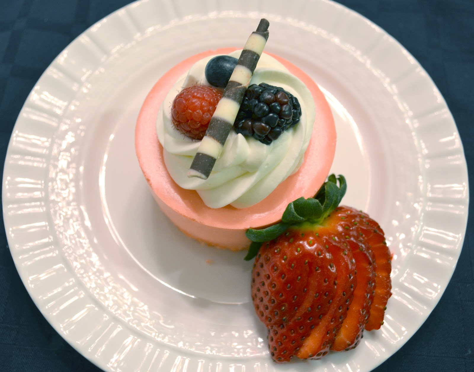 Delicious strawberry mousse 28