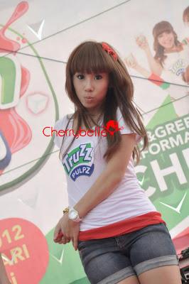 Foto Cantik Cherry Belle