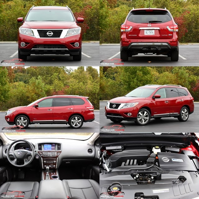 Automotive News 2014 Nissan Pathfinder Hybrid