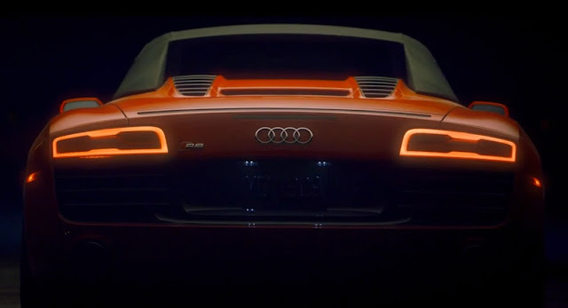 Audi | Ducati - The Wolverine Movie trailer | 2014 Audi R8 V10 Spyder | Ducati Diavel Cromo Audi USA And Ducati joining forces with 20th Century Fox,