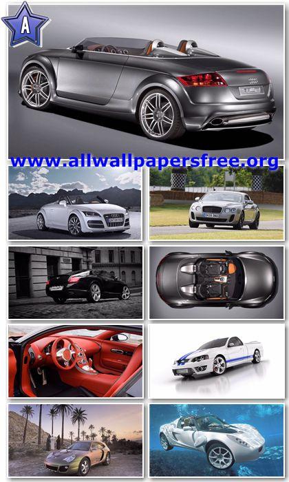 100 Impressive Cars HD Wallpapers 1366 X 768 [Set 10]