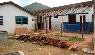 Prefeitura de Teresópolis faz obra para instalação de creche em Vargem Grande