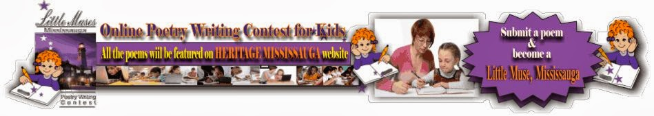 """Little Muses Mississauga"" Creative Writing for Kids"