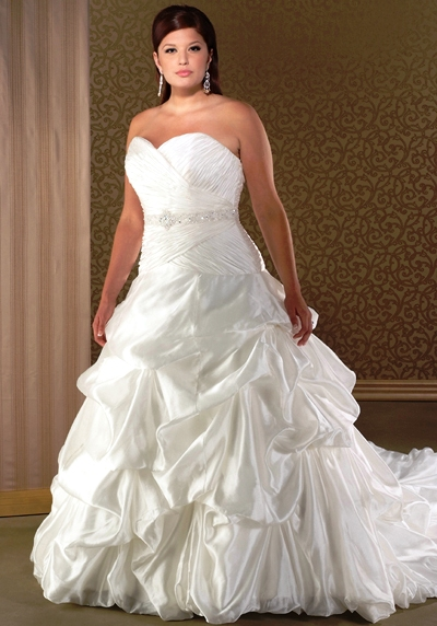Plus size designer bridal gowns enter your blog name here for Plus size designer wedding dresses