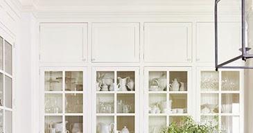 Sivs hus: Kjøkken i landlig stil