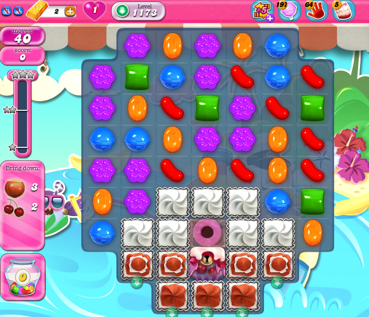 Candy Crush Saga 1173