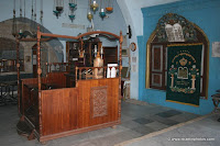 Safed: The Yosef Caro Synagogue