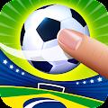 Flick Soccer Brazil - Game Sepak bola terbaru untuk Android