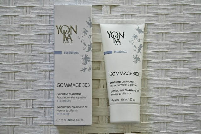 Yonka-Paris-Exfoliating-Clarifying-Gel-beauty-blog-review