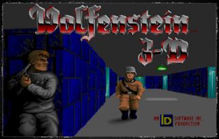 Wolfenstein 3d v1.04 s60v3