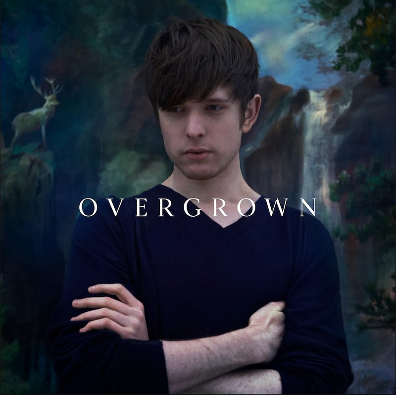 James Blake — Overgrown
