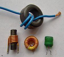 Inductor is an Electronic Component