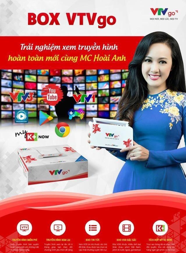 Truyền hình cáp + Internet VTVCab