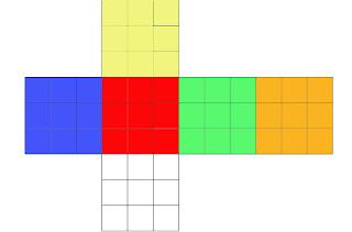 Skema Warna Rubik