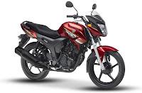 2012 Yamaha SZ-X Red