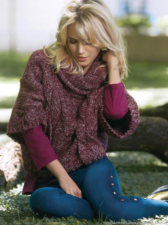Marcela Koury Select otoño invierno 2013 Sweaters