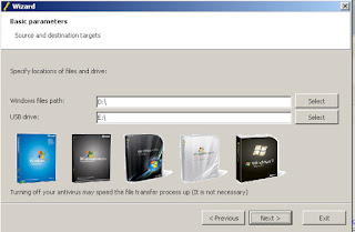 Tips Instal Windows XP / Vista / Seven dengan USB
