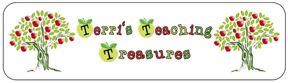 Terri&#39;s Teaching Treasures