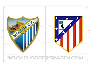 Prediksi Pertandingan Malaga vs Atletico Madrid