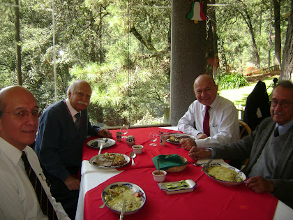 Reunión de la FRALC y la SMSR en México