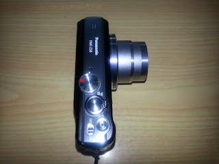 The Panasonic DMC-ZS8