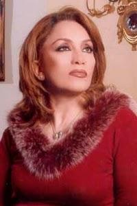 Foto Profil Biodata Ahlam Mosteghanemi
