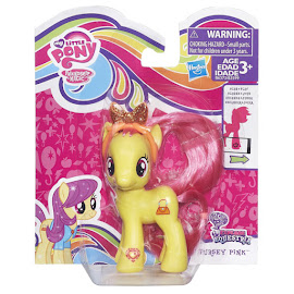 MLP Hairbow Singles Pursey Pink Brushable Figure