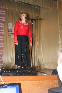 """На концерті відбулась прем'єра пісні """"Я тебе не зрікаюсь"""", що була написана місцевими авторками: Оксаною Пікою та Надією Бокало."""