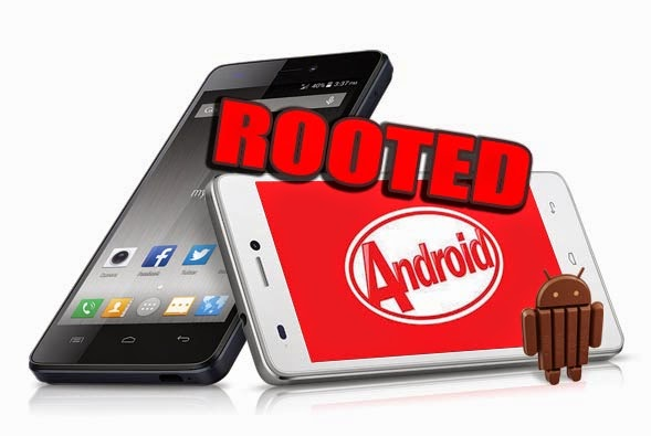 How to Root MyPhone Infinity Lite running Kitkat