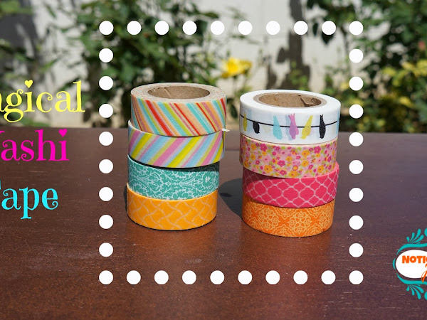 Magical Washi Tape