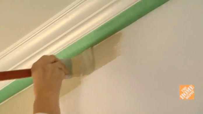 Como pintar paredes y cielorrasos como pintar paredes h 225 galo usted mismo ideas y - Como pintar paredes y techos ...